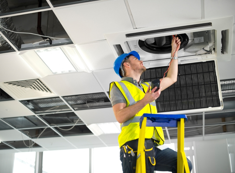 Air Conditioning Maintenance Banbury